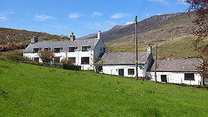 Cwm holiday cottage near Snowdon and Betws-y-Coed, North wales