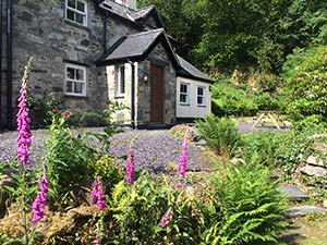 Greffyn holiday cottage Betws-y-Coed, North wales